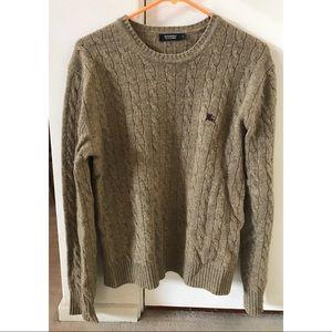 Burberry Wool Sweater EUC Small